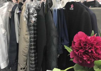 Textilreinigungsservice