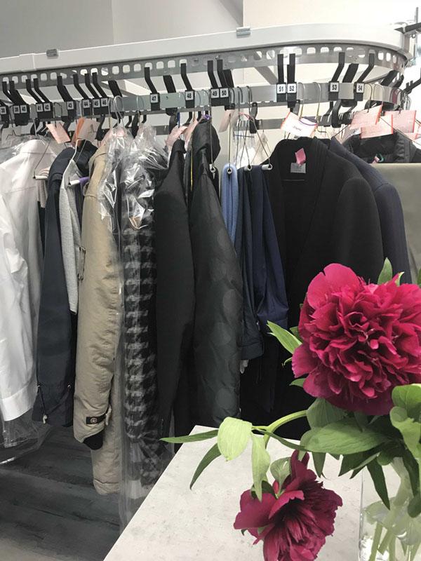 Wäscherei, chemische Reinigung & Textilpflege